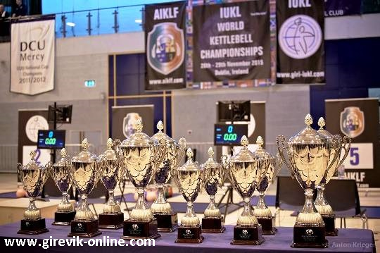 IUKL World Championships 2015